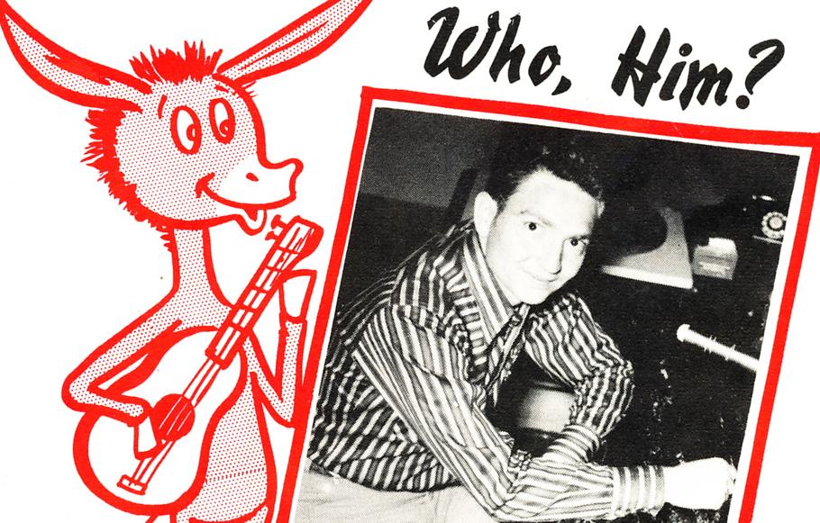 Willie Nelson - KVAN Radio Ad (Excerpt)
