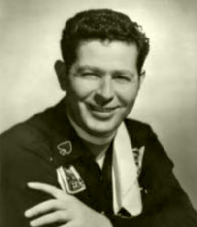 Black Jack Wayne (Photo, Circa 1958)